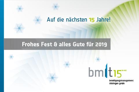 2018: Ein Weiteres Rekordjahr Für Die Bm|t
