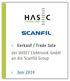 Scanfil-Gruppe Erwirbt Die Geschäftsanteile Der HASEC Elektronik GmbH