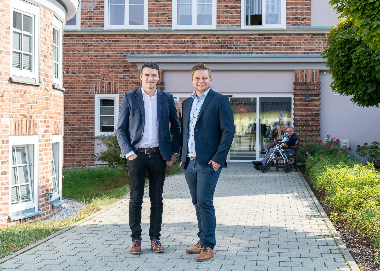 Investee Partner Pflegeplatzmanager GmbH Schließt Wichtigen Vertrag Ab